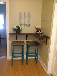 Kitchen Bar Table Ideas Best 25 Small Breakfast Bar Ideas On Pinterest Kitchen With Regard