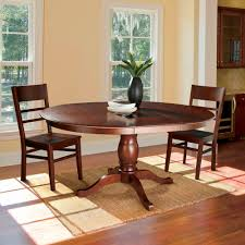 Pedestal Kitchen Table by Jaclyn Smith Pedestal Dining Table