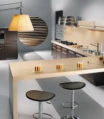 Kitchen Models From Mobalpa Color And Variety Freshomecom - Kitchen counter tables