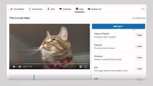 Youtube Business Card To Use Youtube Cards On Your Business Videos