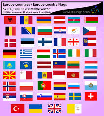 Flags Of European Countries Europe Countries Europe Country Flags Country Flag 300dpi
