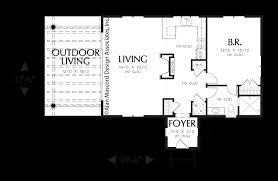Guest Home Floor Plans Mascord House Plan 1157 The Rosabella