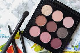 first impressions mac eyeshadow x 9 burgundy yve u0027schild