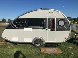 the t b 400 is here nucamp rv debuted the prototype for the