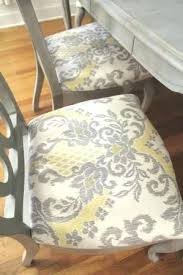 Fabric Dining Room Chairs Dining Room Chair Fabric Ideas Techchatroom