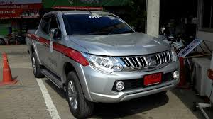 mitsubishi strada modified pickup truck accessories and autoparts by worldstyling com