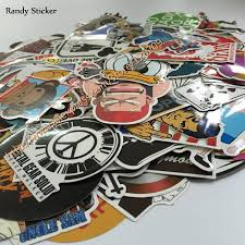 Skateboard Decor Drop Shipping 300 Mixed Home Decor Toy Styling Laptop Sticker For
