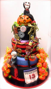 Scary Cakes For Halloween 20 Horror Cakes For Sugary Nightmares Popcorn Horror