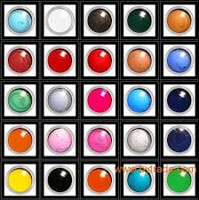 9 best images of pearl paint color chart pearl car paint colors