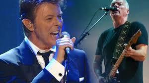 David Gilmour Comfortably Numb Pink Floyd U0027s David Gilmour Unites With Rock Legend David Bowie For