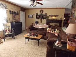 mobile home interior decorating manufactured home decorating ideas primitive country style home