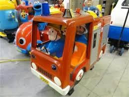 coin operated ride kidz stuff fireman sam auction 0106 8000040