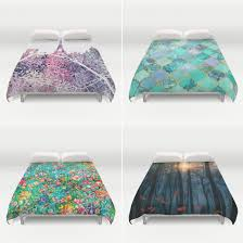 Duvet Covers Artistic Duvet Covers Made On Demand At Society6