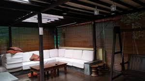 balcony curtain curtain bamboo blinds outdoor singapore blindssingapore curtains