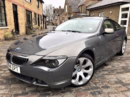 bmw 6 series 4 4 645ci auto 2dr full s h 6 months warranty 2004