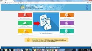 buat paspor online bayi cara mengajukan permohonan paspor anak secara online april 2016