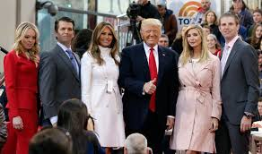 donald trump family donald trump claimed he was of swedish ancestry but it s a lie
