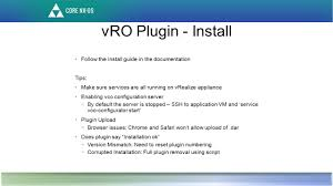 vrealize aci plugin ppt video online download