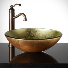 copper bathroom faucet bathroom gorgeous bathroom vessel sinks for elegant bathroom