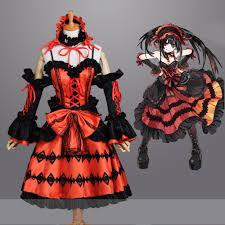 aliexpress com buy date a live nightmare cosplay costume