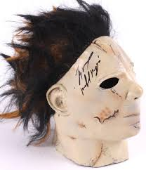 Halloween Michael Myers Mask by Online Sports Memorabilia Auction Pristine Auction