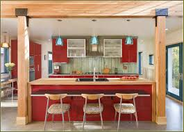Two Colour Kitchen Cabinets Two Colored Kitchen Cabinets Home Design Ideas