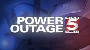 Virginia Power Outage Map by Power Outage In Bristol Va Wcyb
