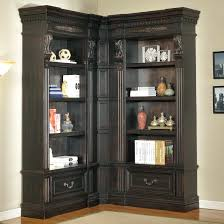 corner bookcase with doors bookcase bookcases corner units corner shelves unit uk make the