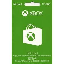 500 gift card xbox gift card ntd 500 digital