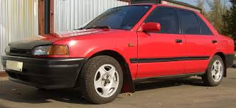 mazda 323 1992 mazda 323 photos 1600cc gasoline ff manual for sale