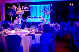 blue and purple wedding royal blue and purple wedding theme wedding party decoration