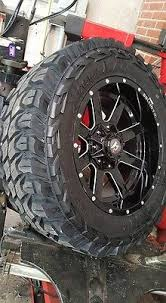 Best Result Customer Federal Couragia Mt 35x12 50x18 6 New 35x12 50x17 Gladiator Xcomp Mud Tires New 10 Ply E Load