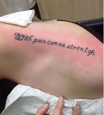 No Ragrets Meme - no ragrets these tattoos may need spellcheck 33 photos thechive