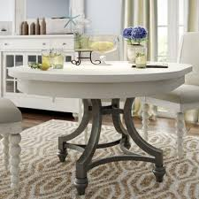 dining room table for 6 6 seat round kitchen dining tables you ll love wayfair