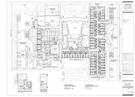 Nursing Home Floor Plans Site Plans Saint Michael U0027s Home