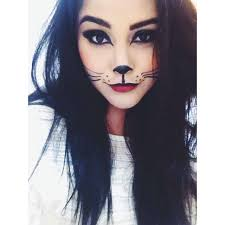 Halloween Cat Costumes Kids 25 Cat Makeup Ideas Cat Face Makeup Leopard
