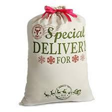 santa sacks christmas bag santa sacks for gift personalized burlap