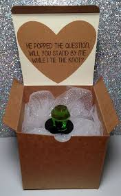ring pop boxes will you be my bridesmaid box ring pop box wedding