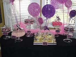 Pink And Black Candy Buffet by 40 Best Candy Bars Images On Pinterest Candies Candy Table And