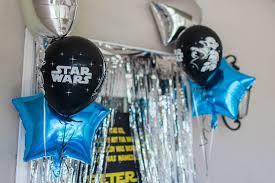 Star Wars Birthday Decorations Star Wars Birthday Party Boy Birthday Party Ideas