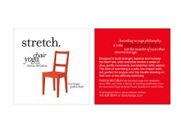 Armchair Yoga For Seniors Senior Chair Exercise Exercise In A Chair Chair Exercises For