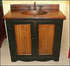 country style wood bathroom vanity design tips furniture home