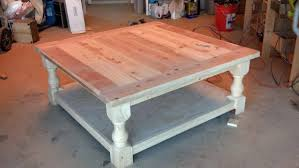 Farm Table With Bench And Chairs Coffee Table Wonderful White Rustic Coffee Table Set Rustic X