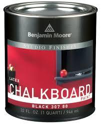 amazon com benjamin moore studio finishes chalkboard paint