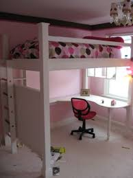 Building Plans For Loft Bed With Desk by Build A Loft Bed Ask The Builderask The Builder
