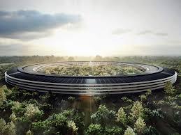 apple siege social entreprise cus l exemple du futur siège social d apple etats