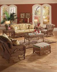 Rattan Living Room Furniture Wicker And Rattan Living Room Furniture Braxton Culler