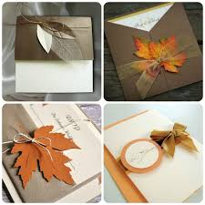 fall wedding invitations fall wedding invitation 1 uniquely yours wedding invitation