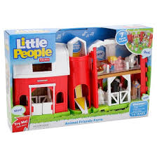 Little Tikes Barn Fisher Price Little People Animal Friends Farm Target