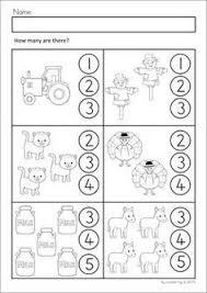 snapshot image of printable big and small worksheets 3 and 4